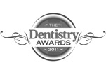 The Dentistry Awards 2011 logo
