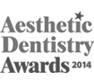 Aesthetic dentistry awards 2013 logo